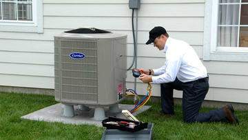 Residential air condition venice